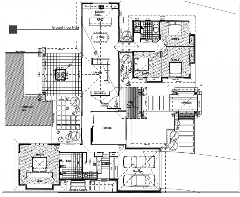 Large Home Floor Plans Creating