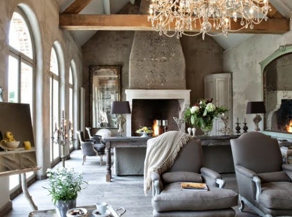 Lulu Klein Modern French Country Living