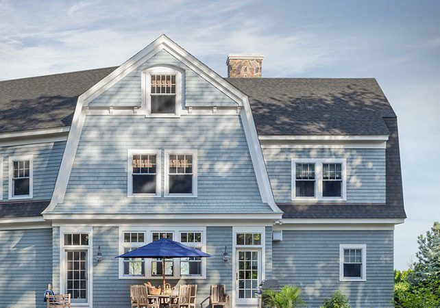 Maine Shingle Style Beach Cottage Home Bunch