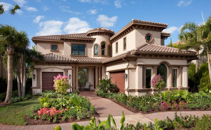 Marvelous Mediterranean Home Exterior Interior Design