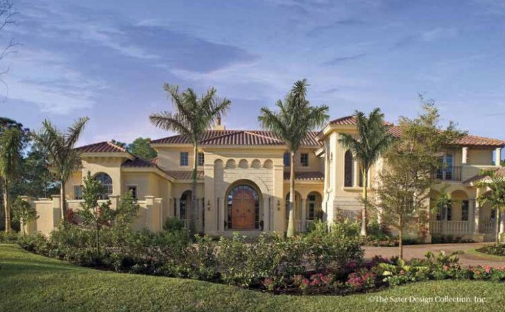 Mediterranean House Plans Home Design