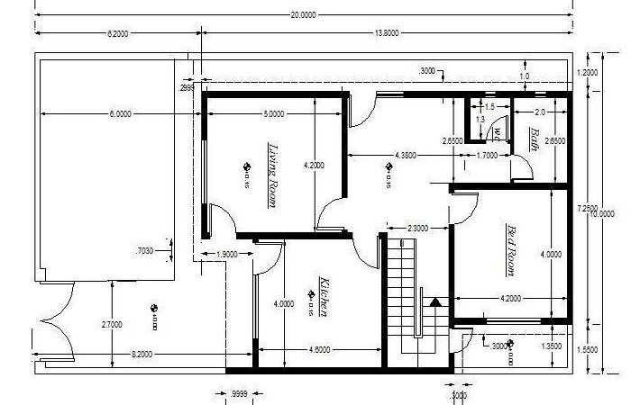 Miscellaneous Draw House Plans Interior