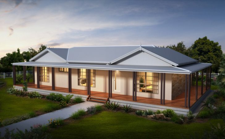 Modern Country House Style