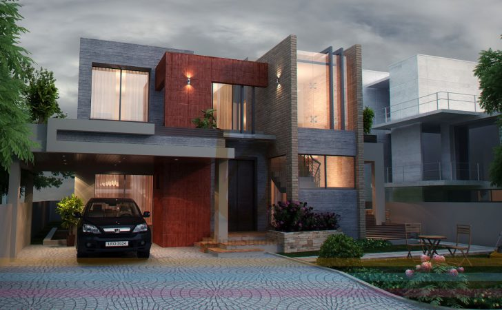Modern Design Front Elevation House Buybrinkhomes