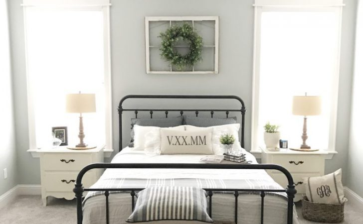 Modern Farmhouse Master Bedroom Reveal Reasons Why