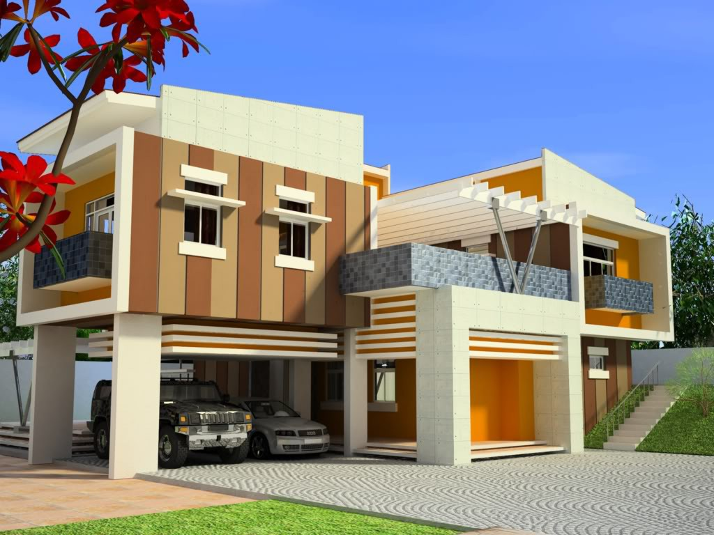 Modern Home Design Philippines House Plans