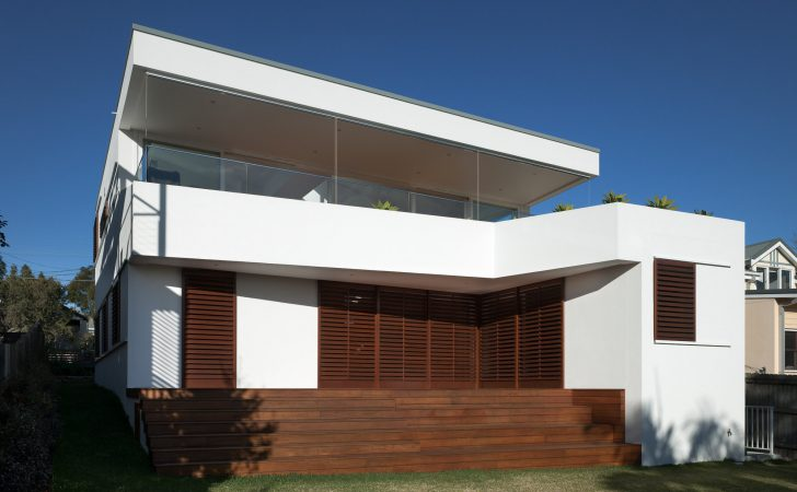 Modern House Facades Designs Single Story Homes