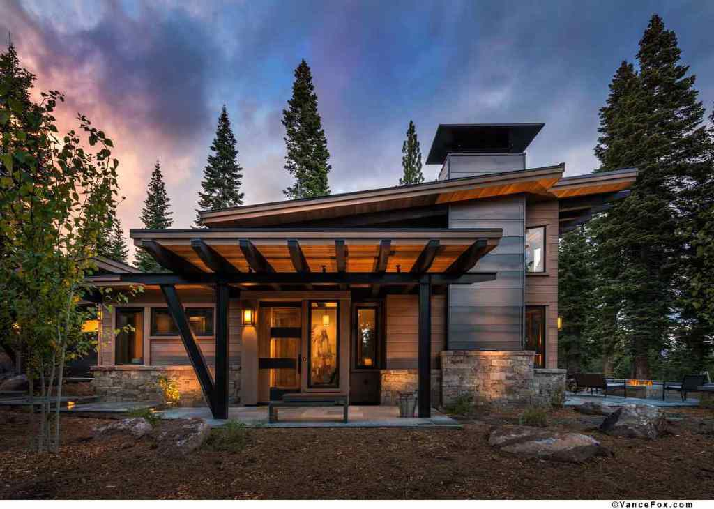 Modern Mountain Retreat Ideal Place Unwind