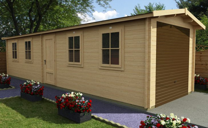 New Deore Tandem Double Garages Dunster House Blog