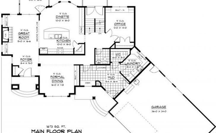 New Open Home Plans Designs Awesome Ideas