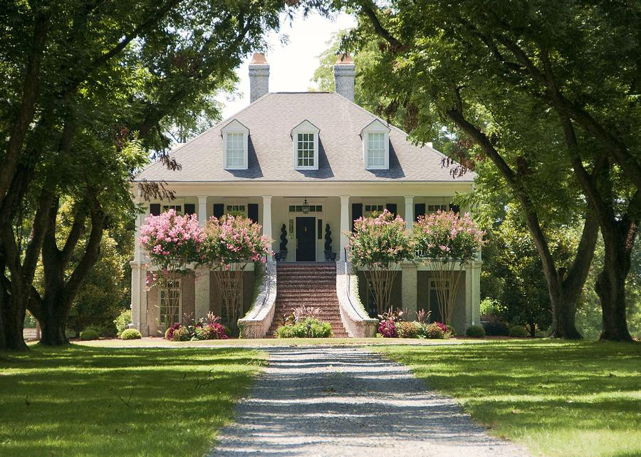 Old Southern Home Photograph Danny Jones