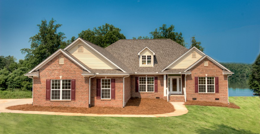 One Story House Plans America Home Place