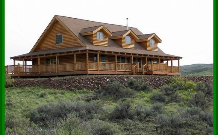 One Story Ranch House Plans Wrap Around Porch