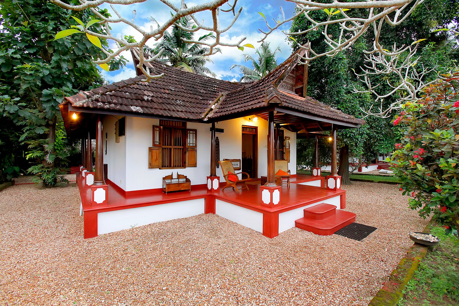 Philipkutty Farm Stay Independent Homely