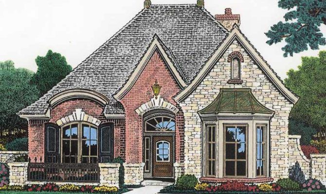 Photos Inspiration Small French Cottage House Plans