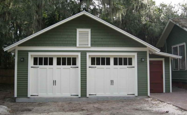 Planning Ideas Craftsman Garage Plans Design Car