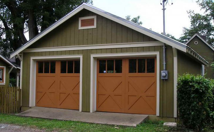Planning Ideas Craftsman Garage Plans Design Detached