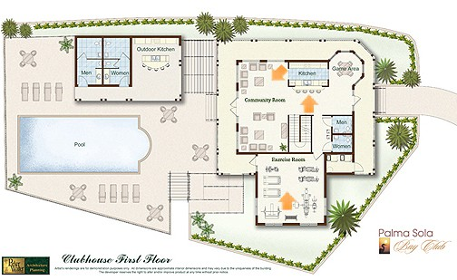 Pool House Floor Plans There More Home Design