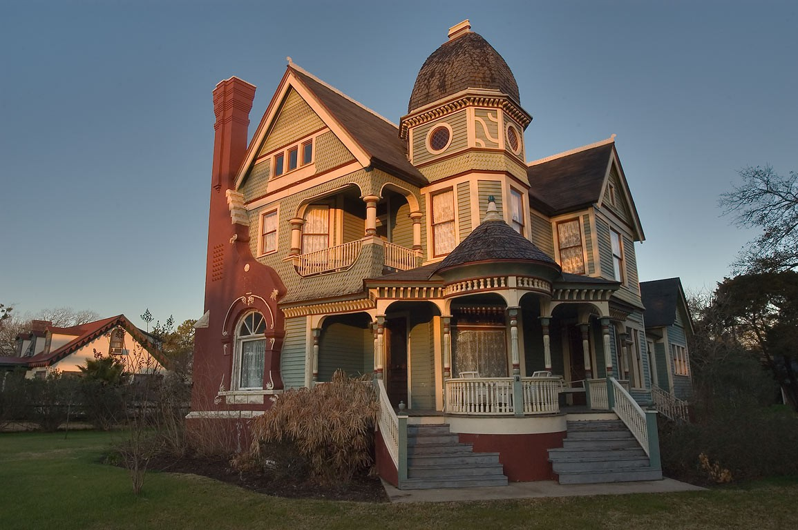 Queen Anne House Search