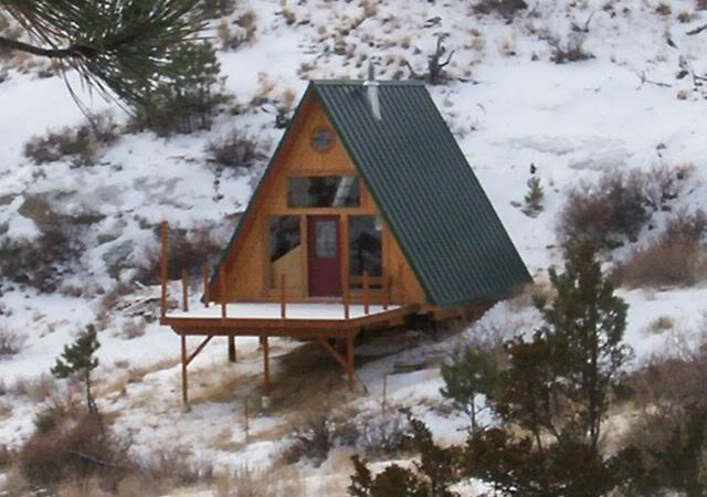 Relaxshacks Good Mate Frame Tiny Cabin