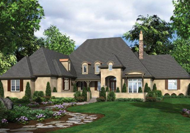 Rustic French Country House Plans Memes
