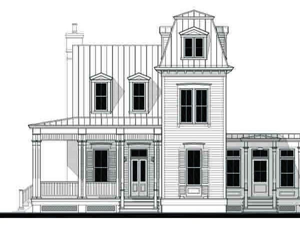 Second Empire House Plans Numberedtype