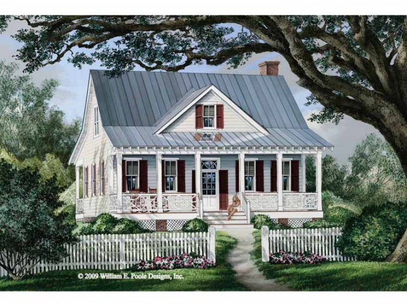 Seeing Double Porches Hwbdo Cottage