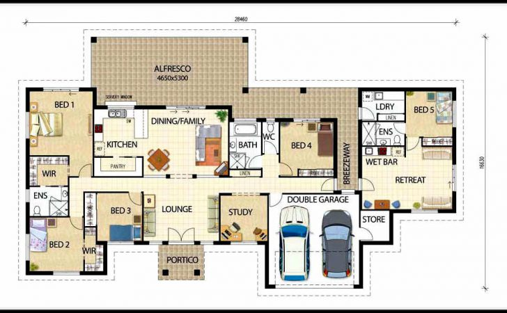 Selecting Best Types House Plan Designs