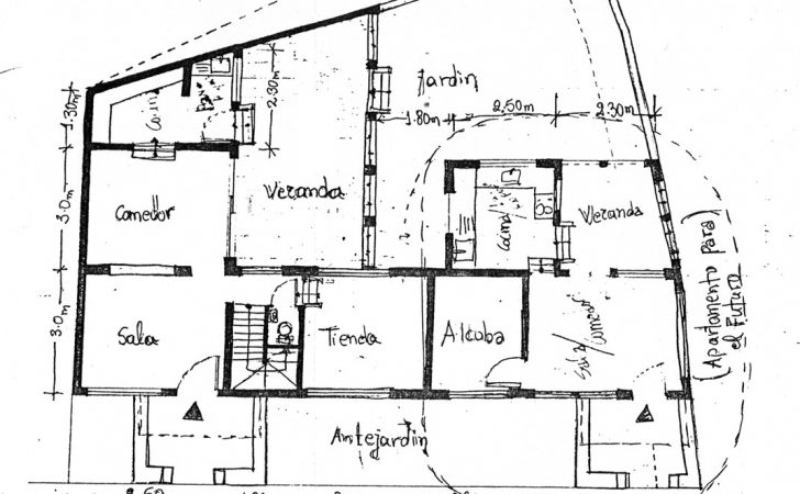 Simple House Plans Drawings Ideas