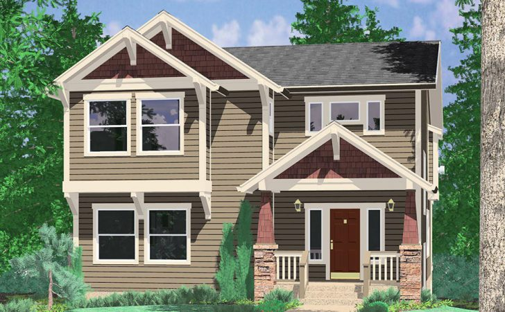 Sloping Lot House Plans Hillside Daylight