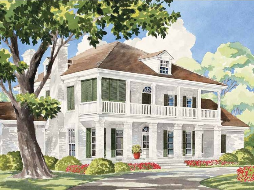 Small Plantation House Plans Quotes