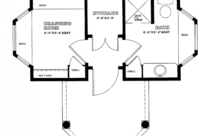 Small Pool House Plans Smalltowndjs