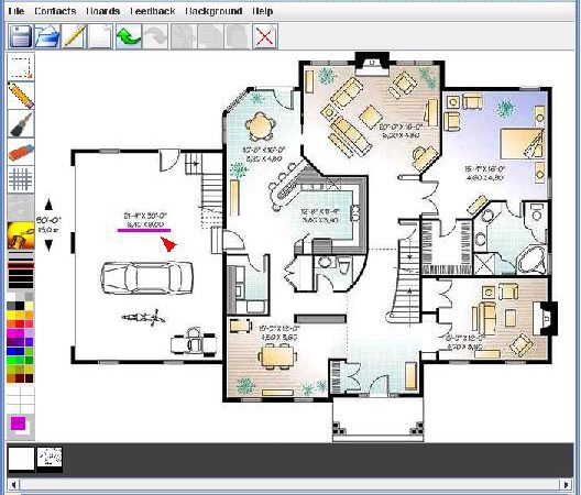 Software Draw House Plans