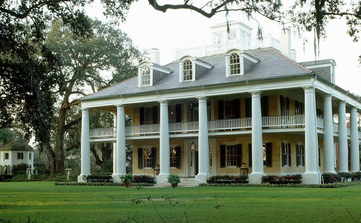 Southern Plantation Homes Floor Plans