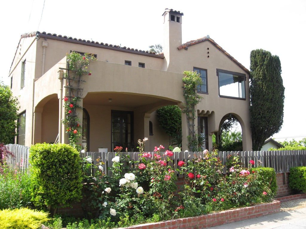 Spanish Style Homes