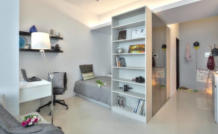 Square Foot Open Plan Apartment Spiced Dash