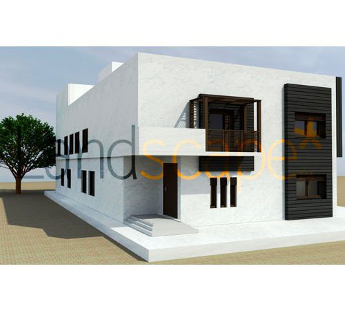 Sqyd House Architecture Design