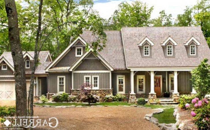 Story Cottage Style House Plans