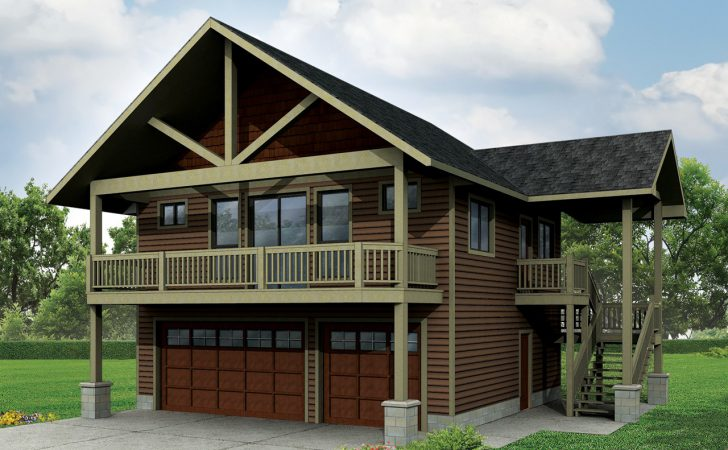 Stunning Craftsman Garage Flooring Home Building