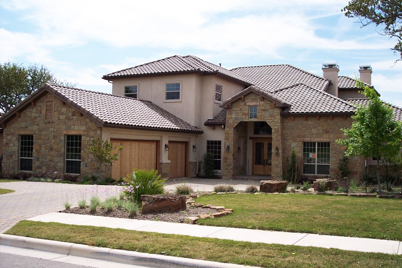 Texas Hill Country Home Plan Floor Master
