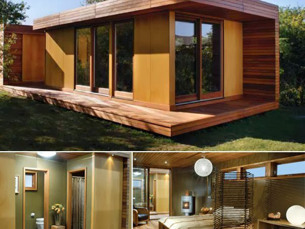 Tiny Modern House Designs Wooden Small Plans