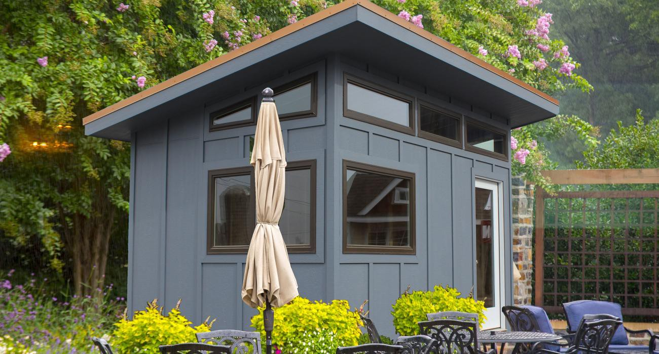 Totally Awesome Modern Sheds Built Your Needs