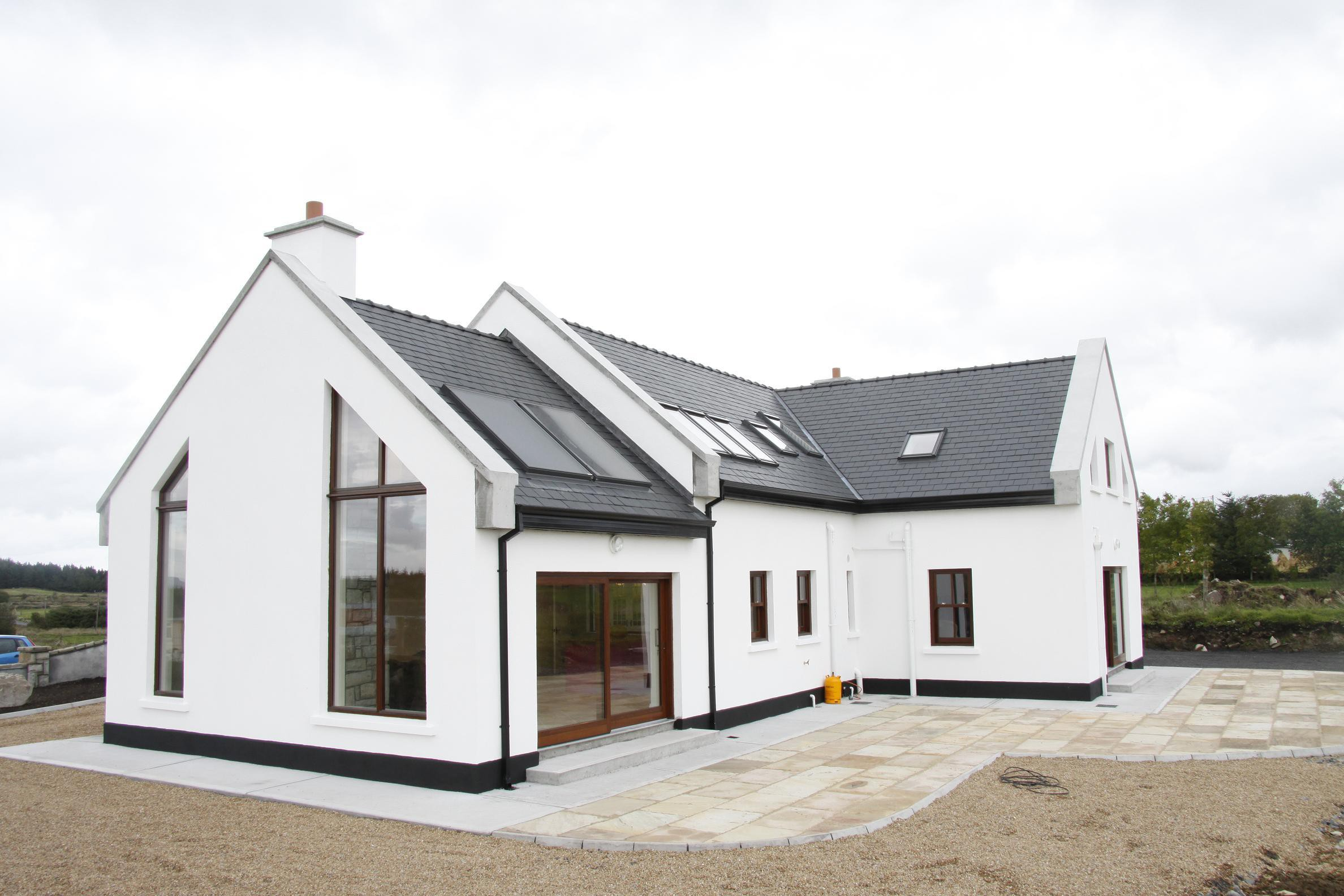 Traditional Irish Houses Designs Home Design Style