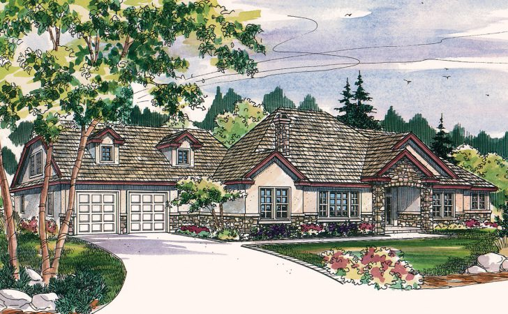 Tuscan House Plans Home Style