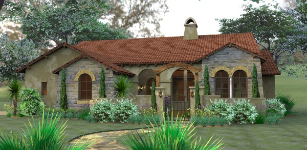Tuscan House Plans Professional Builder