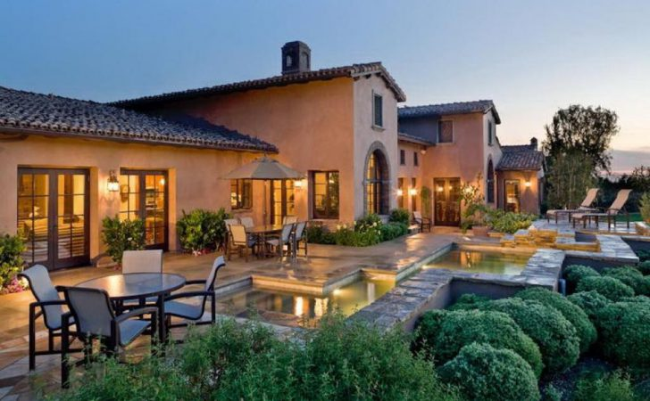 Tuscan Style Houses Homes