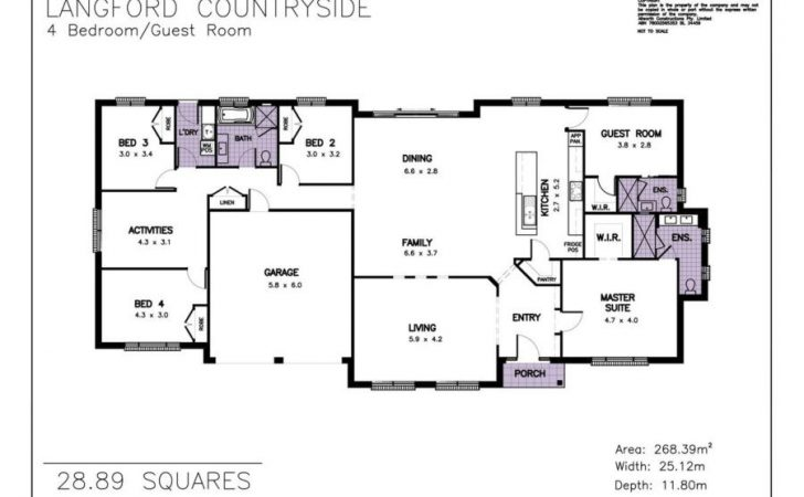 Wakefield Allworth Homes Flexible Two Storey Designed