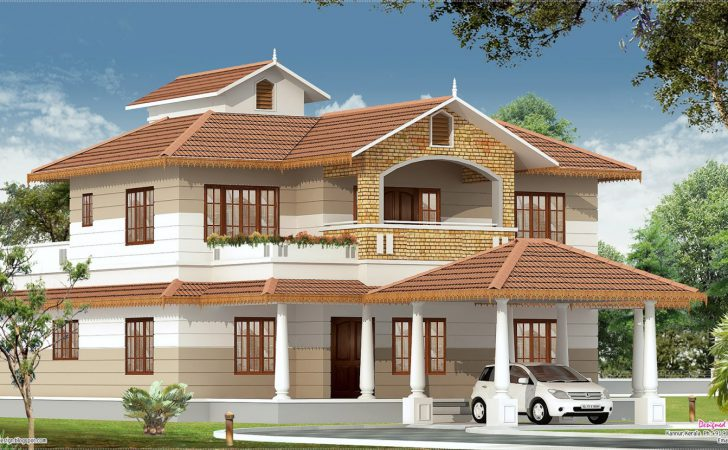 Western Style House Exterior Designs Beauty